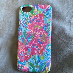 Lilly iPhone 6 and 7 case